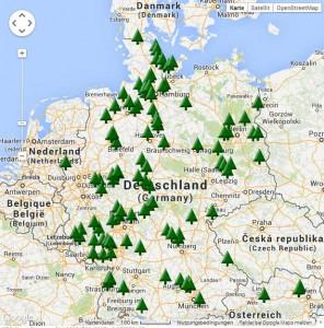Proplanta Weihnachtsbäume